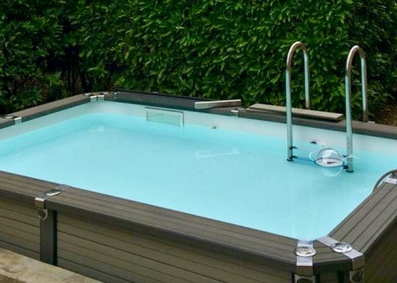 Mini piscine azteck for Piscine zodiac azteck
