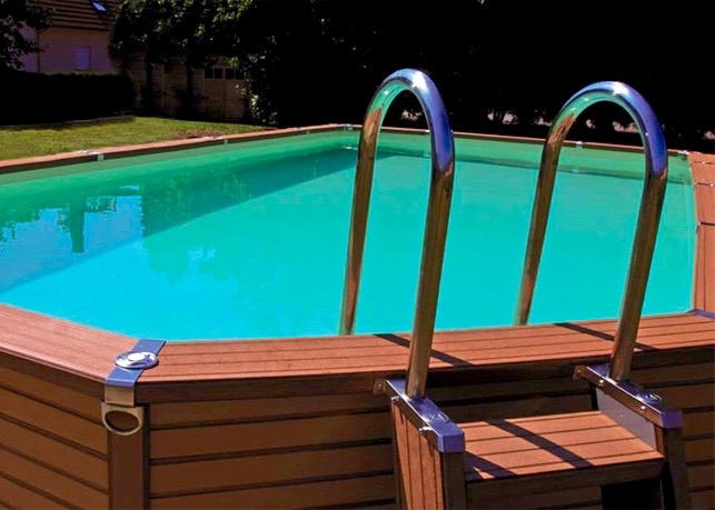 Piscine azteck by waterman for Piscine hors sol composite zodiac